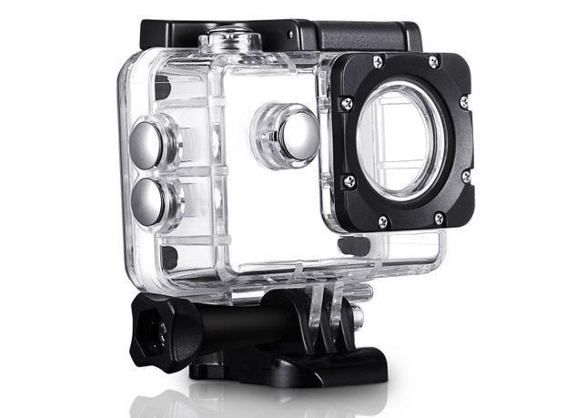 Экшн камера A7 FullHD + Аквабокс + Регистратор,крепление. Весь комплек
