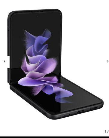 Samsung Galaxy Z Flip 3 5G 128 GB Preto