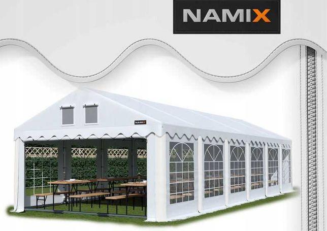 Namiot ROYAL 6x10 ogrodowy imprezowy garaż wzmocniony PVC 560g/m2