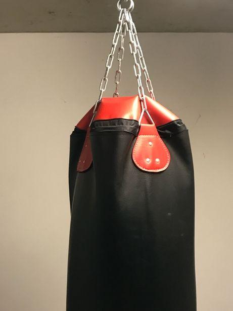 Worek bokserski wiszący 140 cm