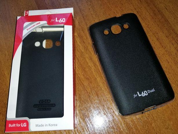 Чехол ( бампер) на телефон LG L60