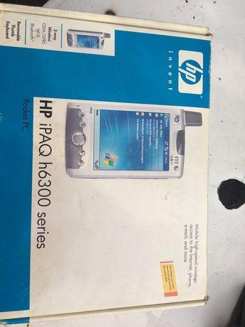 HP IPAQ  h6300 kompletny w bardzo dobtym stanie.