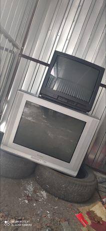 Stare działające tv