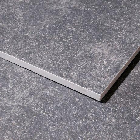 Płytki Tarasowe Podłogowe 20mm Szare Spectre Dark Grey 40x81 Gat.1