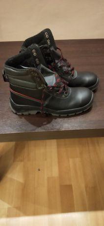 Zimowe buty robocze