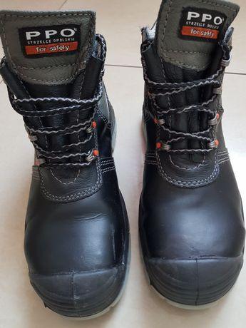 Buty robocze PPO rozmiar 39