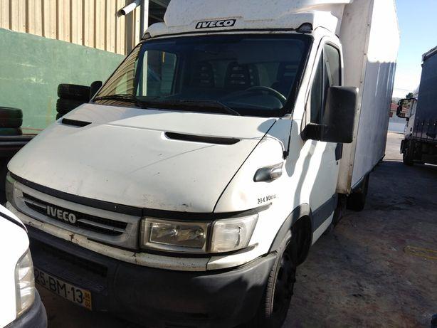Peças iveco 35c14 2006