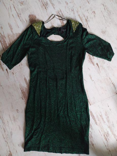 Sukienka H&M 38 bal studniówka