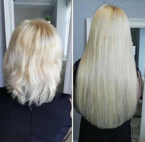 Наращивание волос. Город Украинка. Город Киев! Продажа волос!