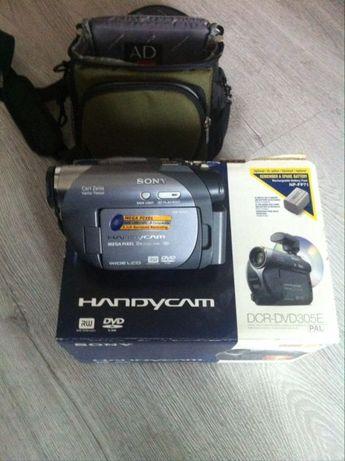 Видеокамера Sony DCR DVD 305 E, відеокамера