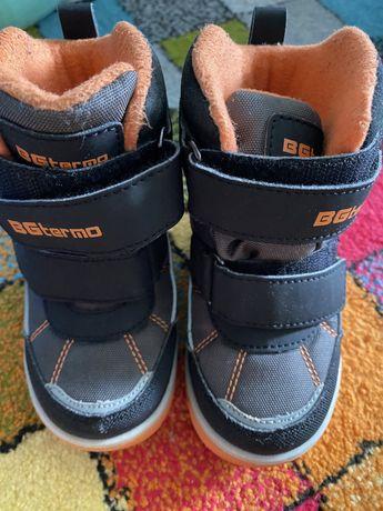 Зимние ботиночки BGTermo