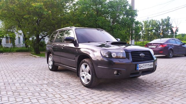 Forester 2.5 turbo автомат 4*4