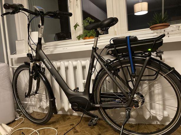 Zamienie zamiana rower elektryczny Gazelle