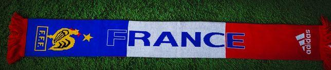 Szalik reprezentacji Francji Adidas
