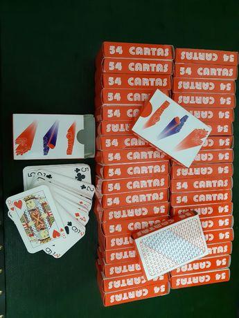 """Lote de 38 baralhos de cartas d marca """"Rotring"""" - Novos"""