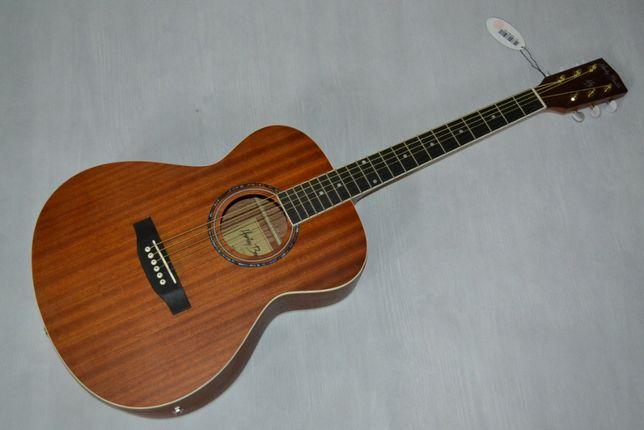 Harley Benton CG-45E gitara elektroakustyczna - setup gratis!