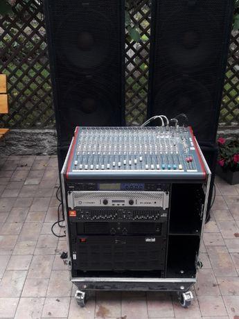PROMOCJA!!! Estradowy sprzęt nagłośnieniowy JBL, CROWN, ALLEN&HEATH