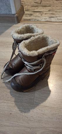 Зимние ботинки Demar р.24-25