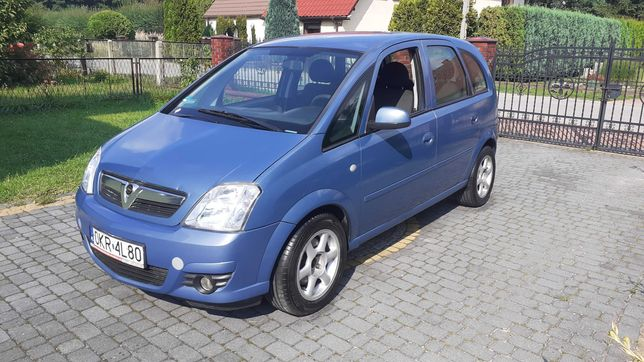 Opel  Meriva  GAZ   2007