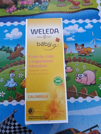 Продам новый крем Weleda