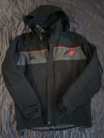 Горнолыжная фирменная куртка F1
