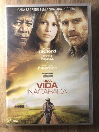 Uma Vida Inacabada DVD