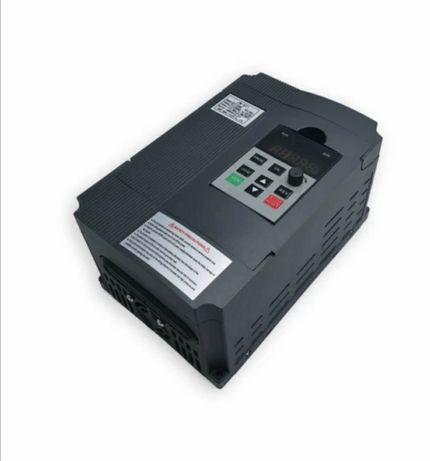 Частотный преобразователь, инвертор, частотий перетворювач 1,5-4 кВт