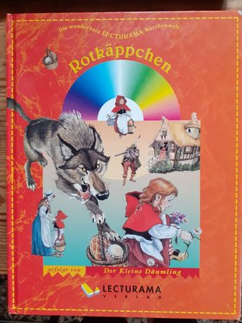 Дитячі книжки німецькою мовою. Казки
