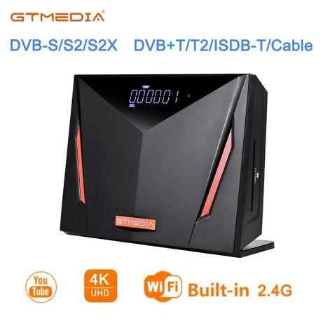 GT Media V8 UHD freesat