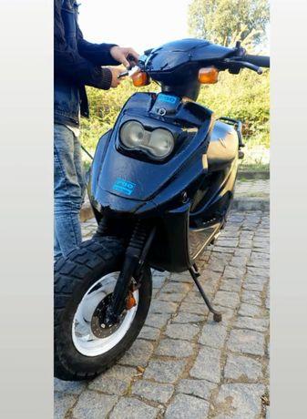 Scooter pgo big max 50cc