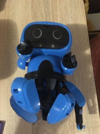 робот, 6-ти ногий, конструктор / Robot Tobi, развивает мышление / от 3