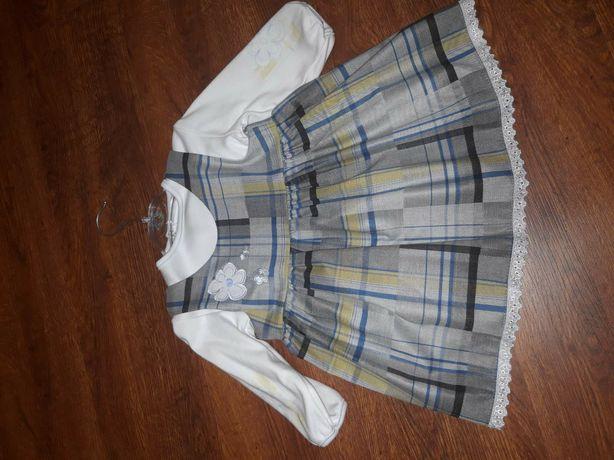 Платье для девочки 2 годика