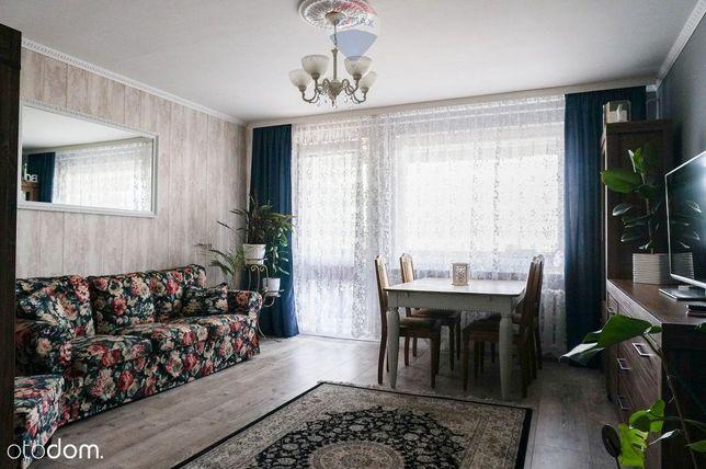 Mieszkanie 3-pok. z loggią po generalnym remoncie