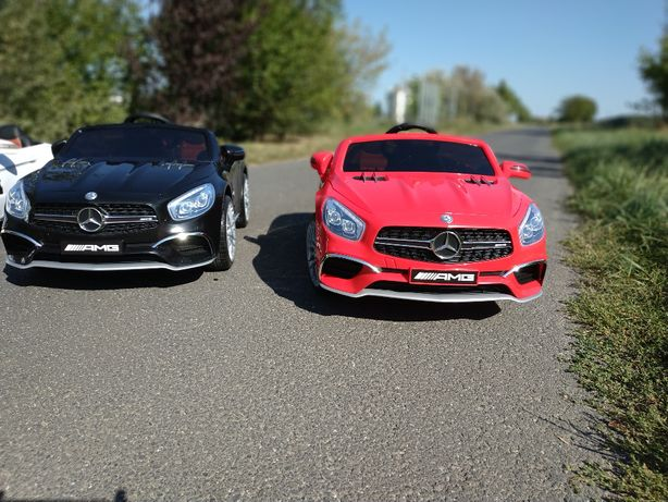 Auto NA Akumulator Mercedes SL 65 # Samochód Dla dziecka #
