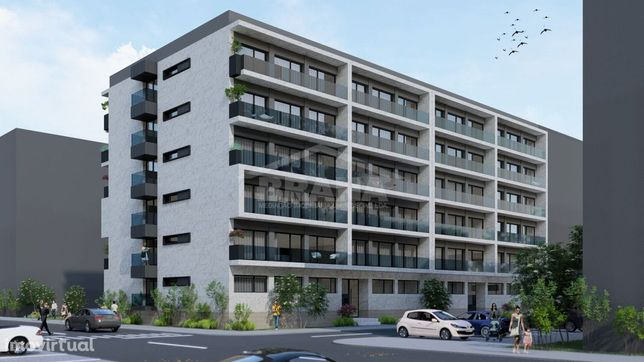 Apartamentos T3 Gaveto, Próximos ao Centro da Cidade, Real