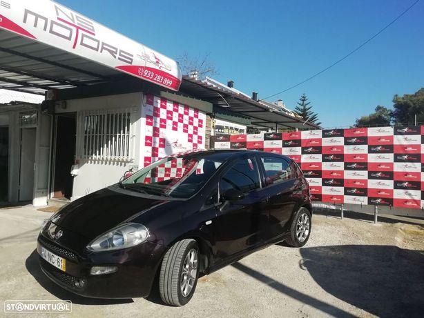Fiat Punto Evo sport