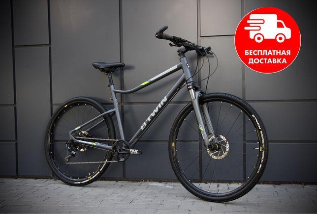 Велосипед Btwin RiverSide 920 cube trek scott cannondale specialized