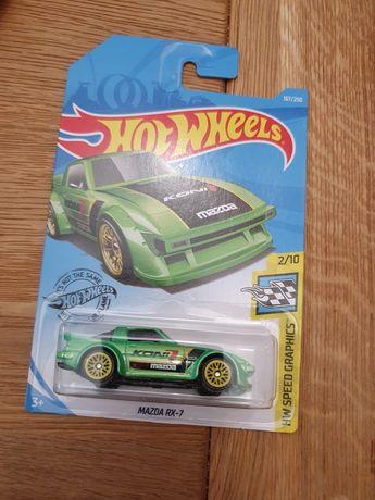 Hot Wheels Mazda