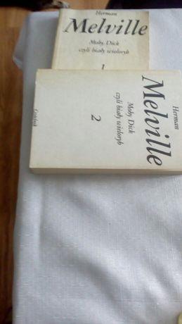 Moby Dick czyli  Biały wieloryb - autor Herman Melville