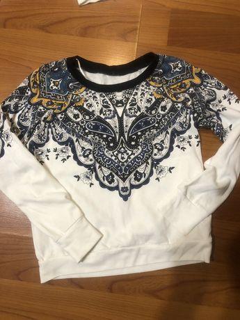 Кофта , футболка с длинным рукавом для девочек