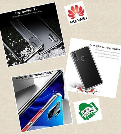 Capa Silicone Huawei Mate 20X/Mate 20 Lite/Mate 20 Pro / P30 /Y6 2019