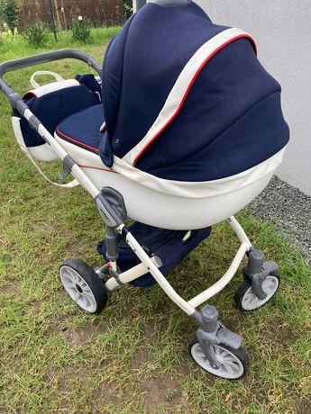 Wózek Anex sport 2w1