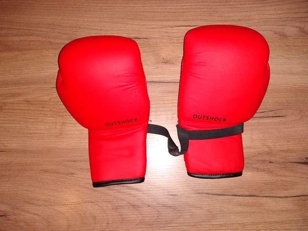 Rękawice sportowe box karate taekwondo itp