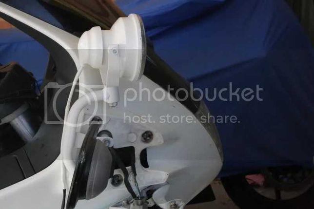 Honda ST 1100 Pan European MOCOWANIE uchwyty halogeny światła OEM
