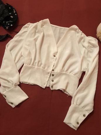Blusa branca nunca usada