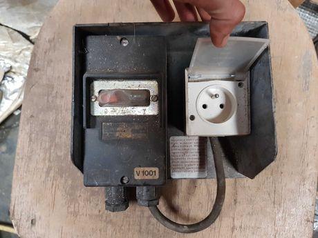PRL - wyłącznik silnikowy pompy FAEL M611 GJ