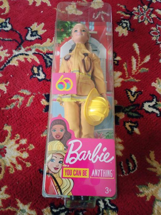 Lalka Barbie strażak straż pożarna Stalowa Wola - image 1