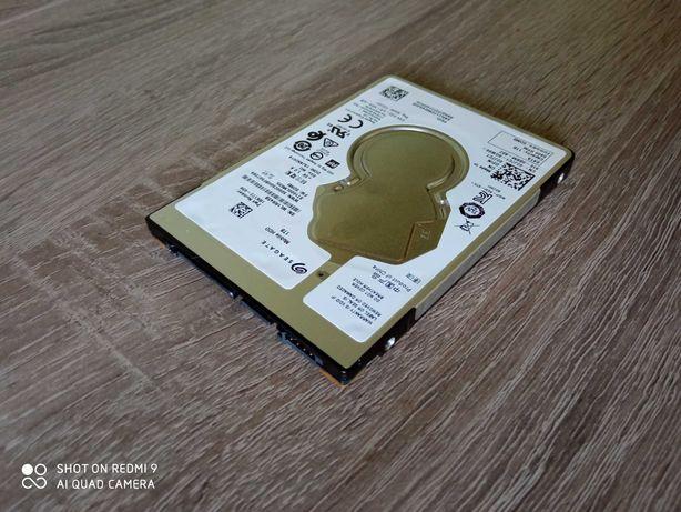 Продам жёсткий диск seagate на 1Тб