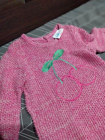 Sweterek rozmiar 74