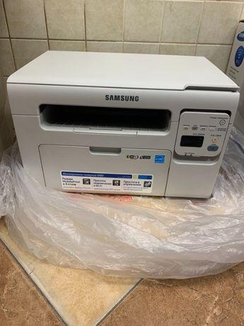 Лазерный принтер SAMSUNG SCX-3405W